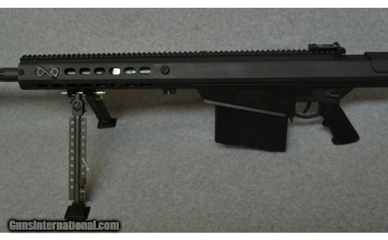 Barrett Model M107A1  50 BMG