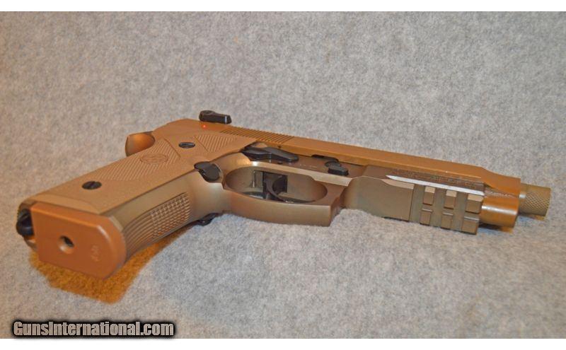Beretta ~ Model M9A3 ~ 9 mm