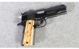 Colt ~ Mk IV Series 70 Gold Cup ~ .45 Auto