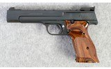 Smith & Wesson ~ Model 41 ~ .22LR - 2 of 8