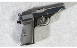 Walther ~ PP ~ .22 Long Rifle