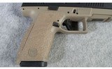 CZ ~ P-10 Compact ~ FDE ~ 9mm - 4 of 8