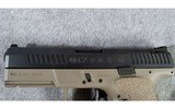 CZ ~ P-10 Compact ~ FDE ~ 9mm - 7 of 8