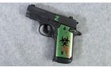 SIG Sauer ~ P238 ~ 380acp ~ Zombie - 2 of 6