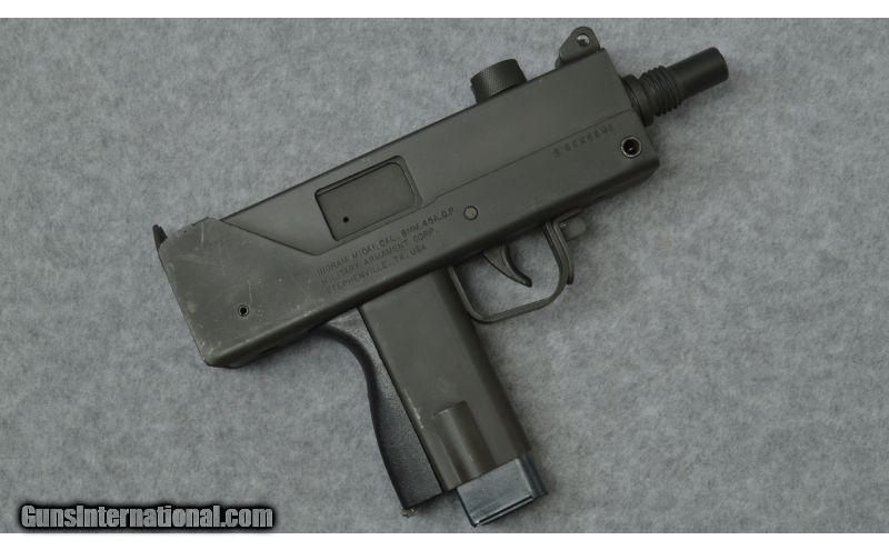 Military Armament Corporation / Ingram ~ MAC-10 ~  45 ACP