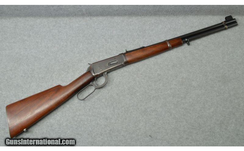 Winchester ~ Model 94 ~  30 WCF