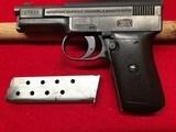 Mauser 1910 6.35mm
