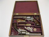 Way Beyond Rare! Only Verified Pair of Consecutive Colt M1848 Baby Dragoons