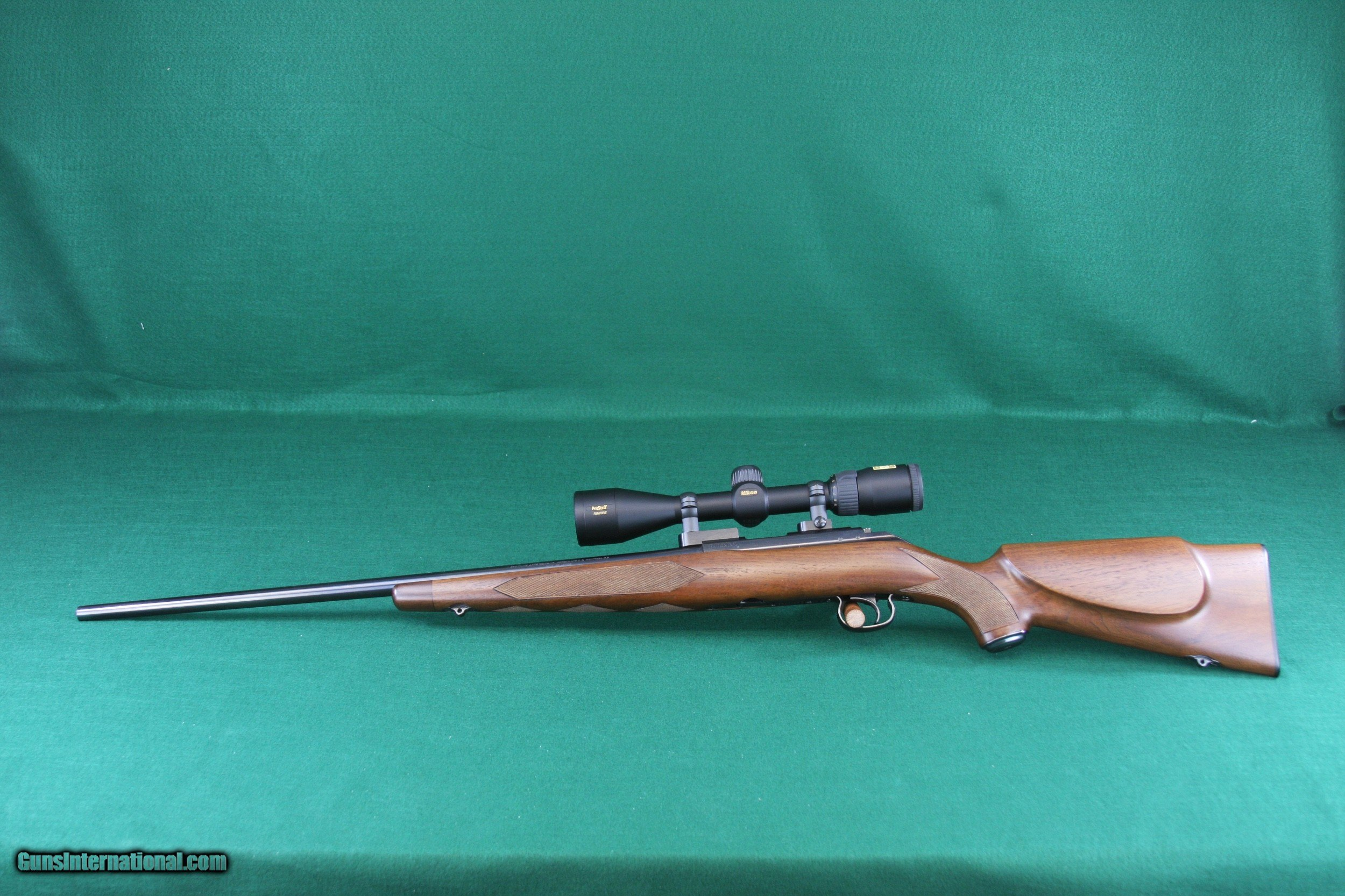 ... Browning 52 Sporter .22 LR reproduction of Winchester 52 - 6 of 20 ...
