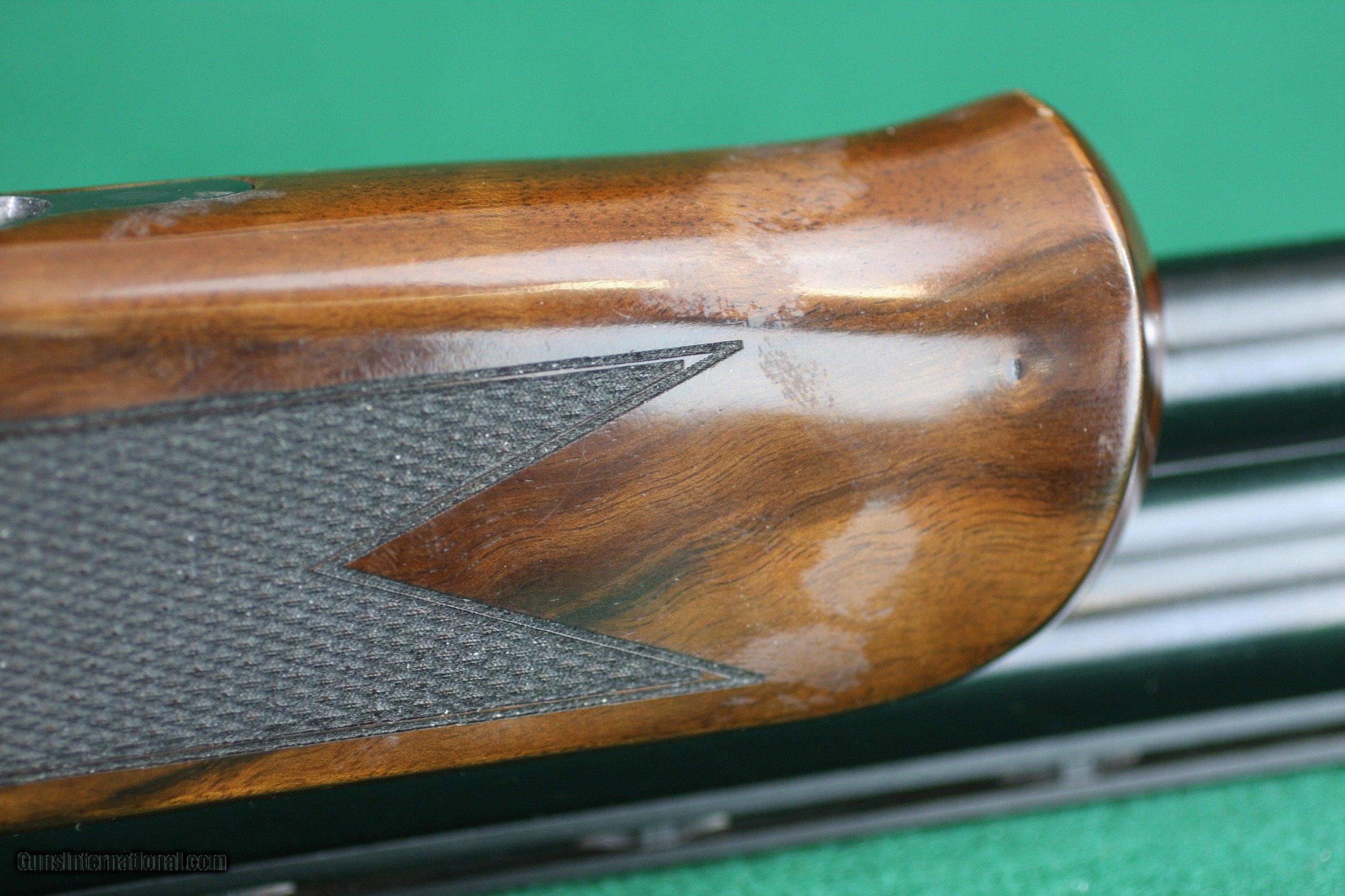 Mossberg Silver Reserve Ii Shotgun Choke S