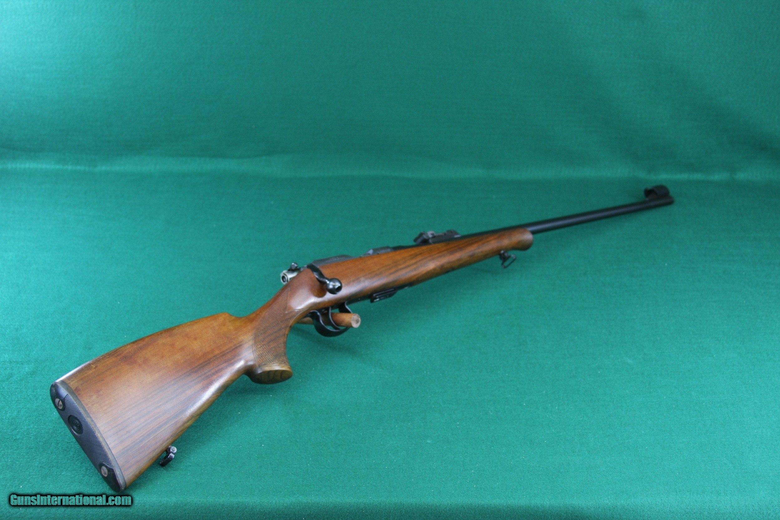 CZ BRNO ARMS 2-E Czechoslovakia  22 LR Bolt Action Rifle
