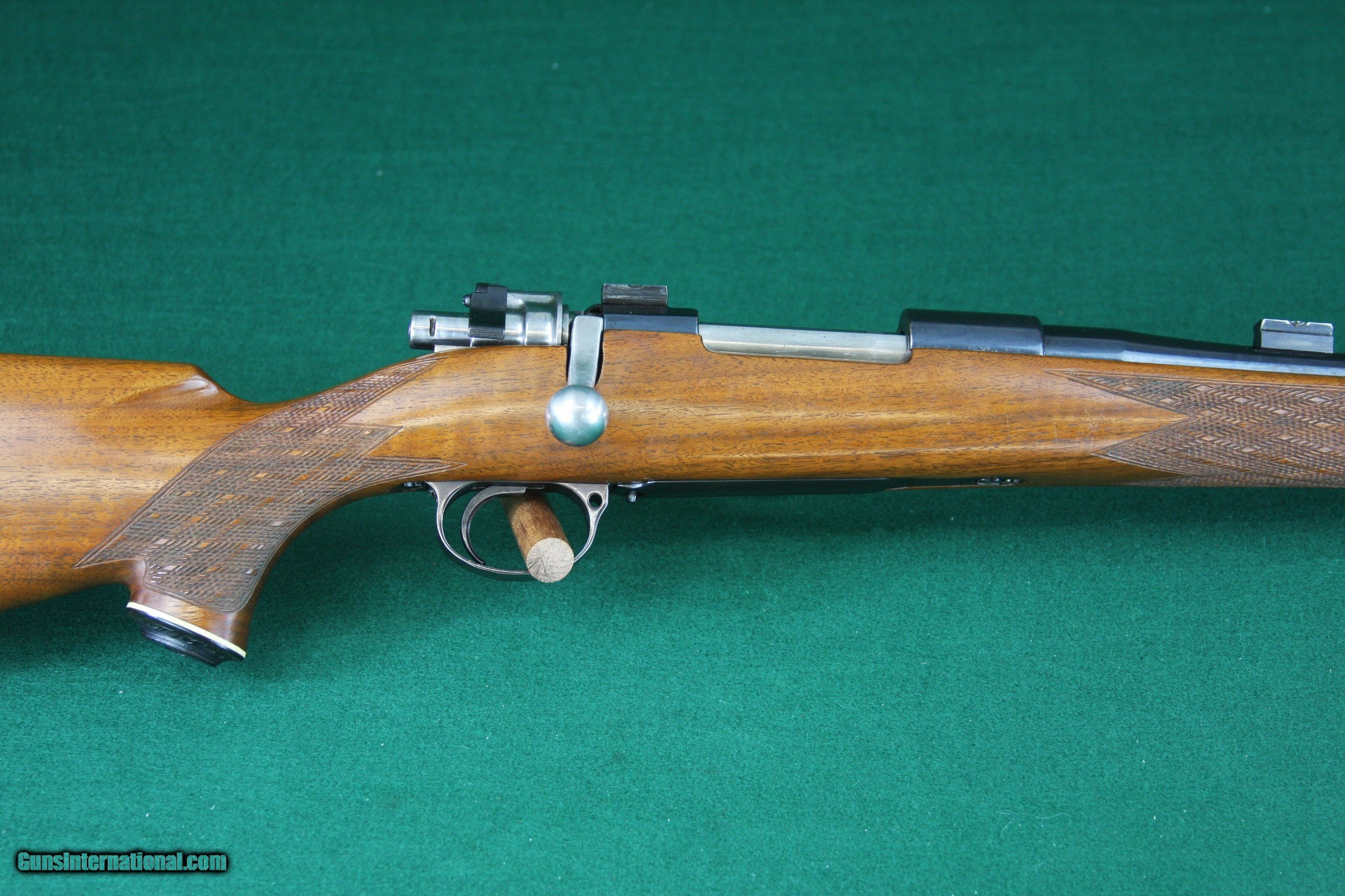 Custom Waffenfabrik Mauser Oberndorf Model 1909  22-250 Bolt Action