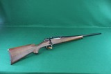 DWM 1908 Mauser Custom Bolt Action .308 Rifle with Walnut Stock