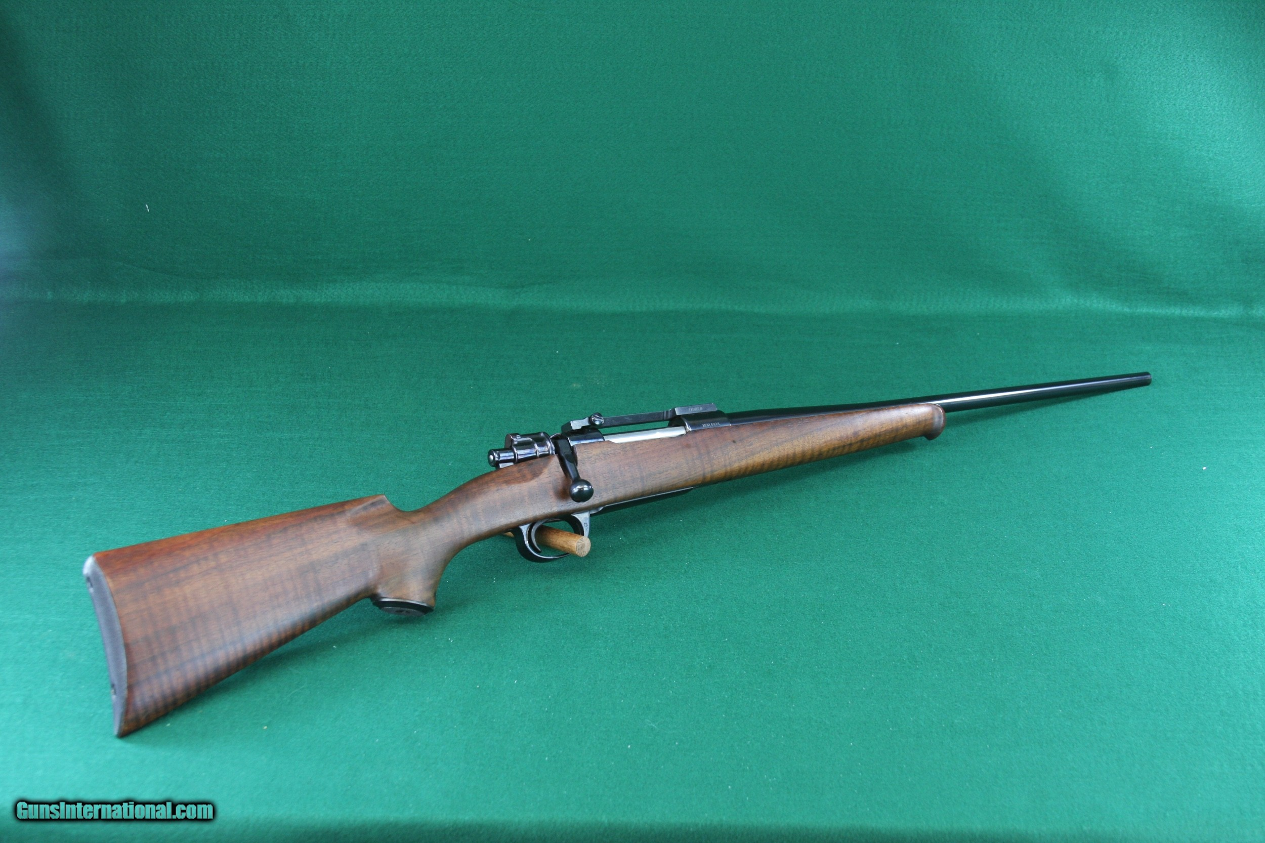 DWM 1908 Mauser Custom Bolt Action  308 Rifle with Walnut Stock for sale
