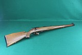 Rare Anschutz 1533 .222 Remington Bolt Action Mannlicher Stock