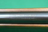 Rare Anschutz 1533 .222 Remington Bolt Action Mannlicher Stock - 15 of 20