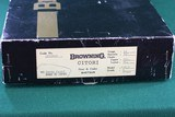 "UNFIRED Browning Citori Field Grade 1 3"" Mag 12 Ga. Over & Under Shotgun - 20 of 20"