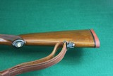 Ruger 77 RSI .308 Win Checkered Mannlicher Walnut Stock Bolt Action Rifle - 8 of 20