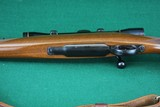 Ruger 77 RSI .308 Win Checkered Mannlicher Walnut Stock Bolt Action Rifle - 9 of 20