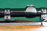Ruger 77 RSI .308 Win Checkered Mannlicher Walnut Stock Bolt Action Rifle - 17 of 20