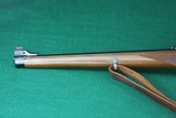 Ruger 77 RSI .308 Win Checkered Mannlicher Walnut Stock Bolt Action Rifle - 7 of 20