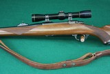 Ruger 77 RSI .308 Win Checkered Mannlicher Walnut Stock Bolt Action Rifle - 6 of 20