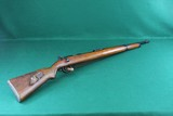 Mauser DSM34 .22 LR Bolt Action Single Shot Training Rifle