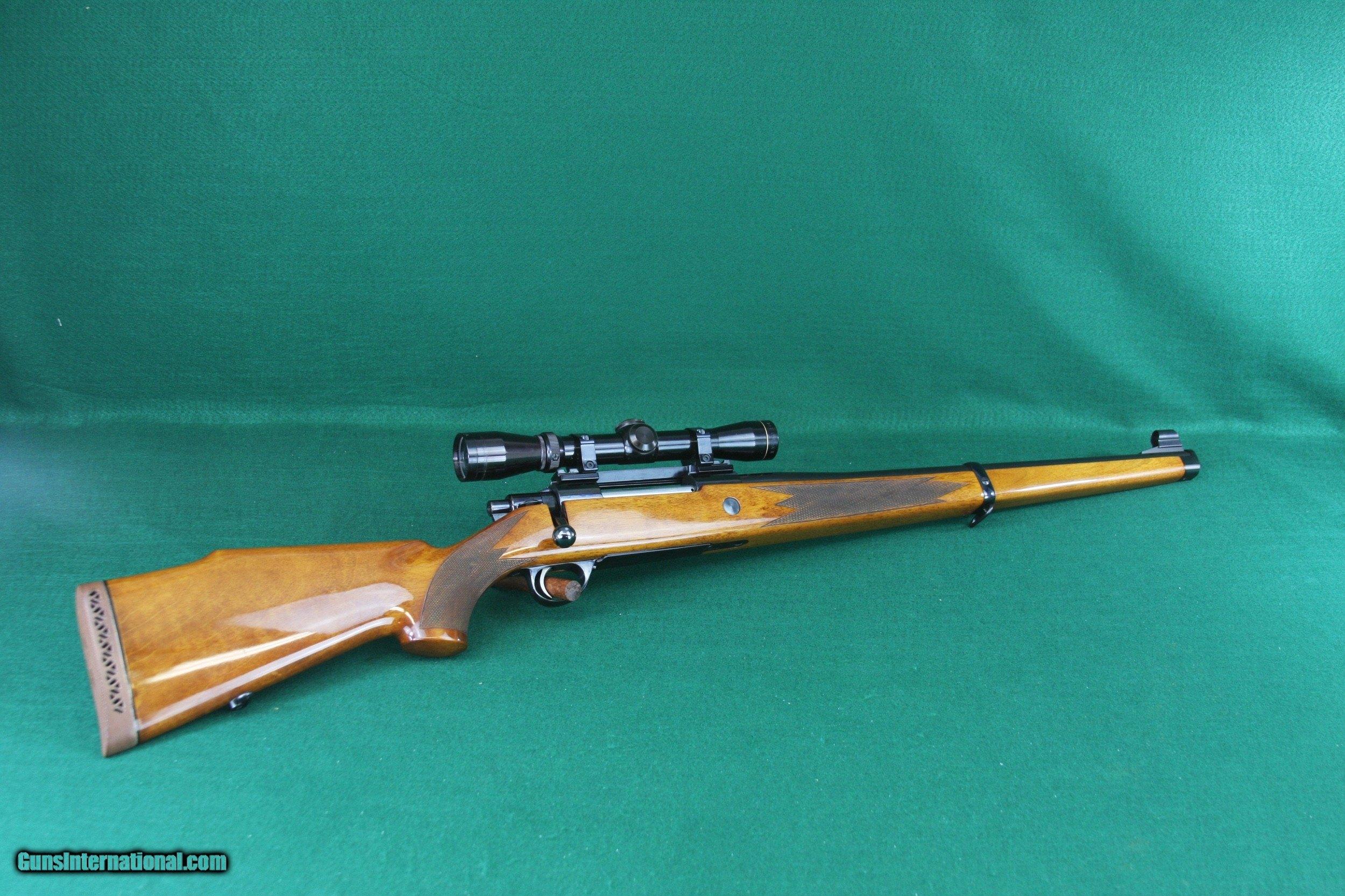 Sako Finnbear 7mm Rem Mag Mannlicher Carbine Rifle