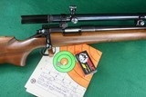 Remington 40-X Single Shot Bolt Action Heavy Barrel US Marked Target Rifle with Redfield 16X Scope - 1 of 20