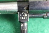 Mauser-Werke ES350B .22 LR Bolt Action Single Shot Championship German Training Rifle with Checkered Walnut Stock - 21 of 25