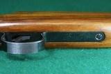 Mauser-Werke ES350B .22 LR Bolt Action Single Shot Championship German Training Rifle with Checkered Walnut Stock - 23 of 25