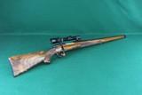Flawless Custom Waffenfabrik Mauser A-G .338-06 Mannlicher Bolt Action Rifle