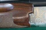 Classic Doubles 101 Classic Sporter 12 Gauge Engraved Over & Under w/Checkered Walnut Stock & Screw in Choke Tubes - 22 of 24