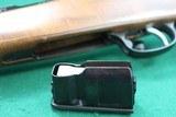 CZ 550 FS Mannlicher .308 Winchester Bolt Action Rifle Checkered Walnut Stock - 23 of 23