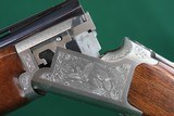 Browning Citori Grade III 20 Gauge Over & Under Engraved Checkered Walnut Stock - 19 of 24