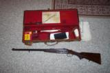 Cogswell & Harrison double rifle - 1 of 2