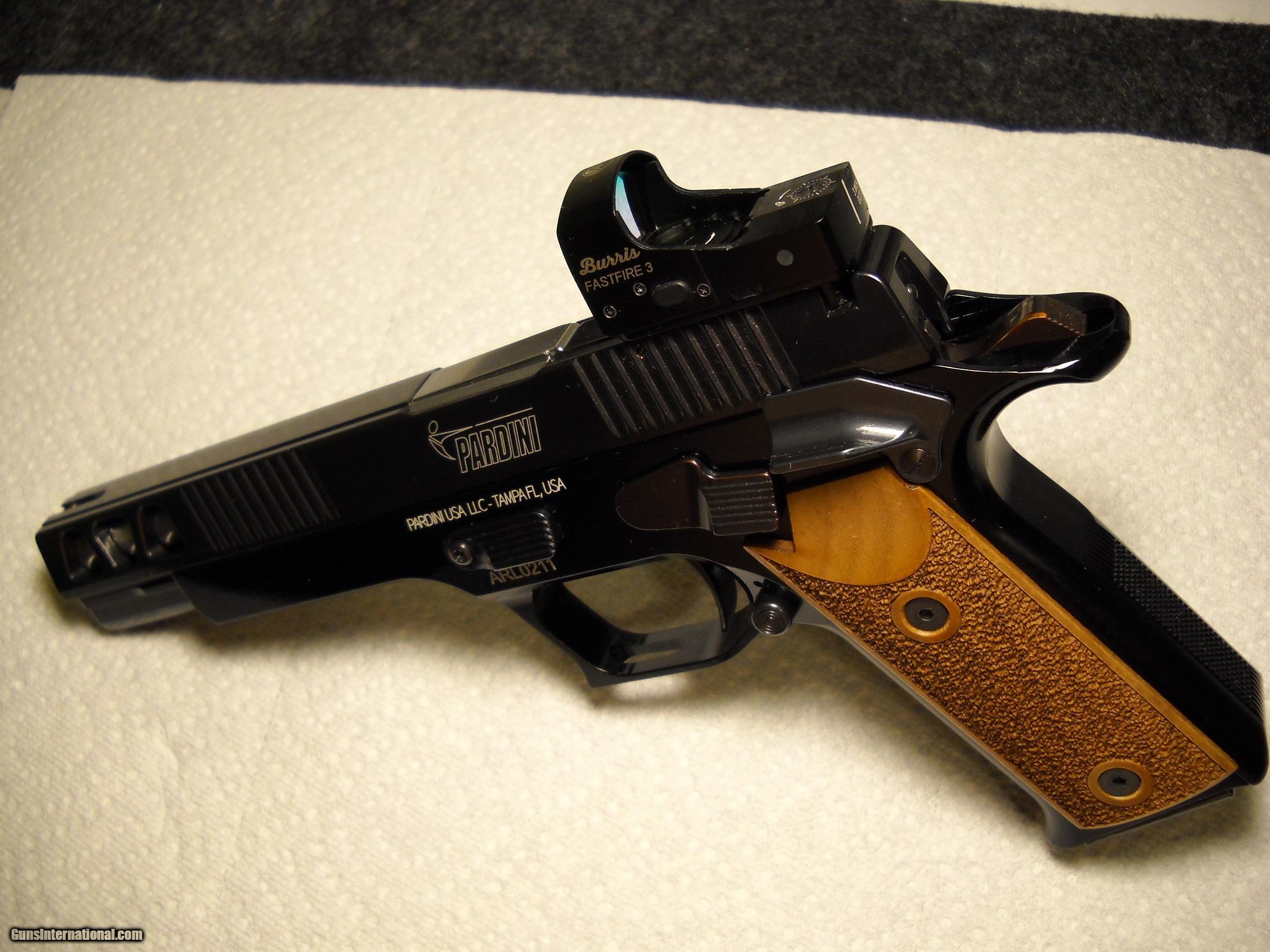 Pistolet Pardini SP - Wikiwand