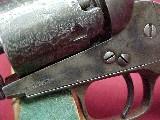 "#4905 Colt 1849 Pocket Model, 152XXX(1857), 4"" IRON GUARD - 7 of 10"