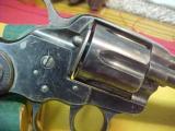 """#4993 Colt 1878 D/A, 7-1/2""""x44WCF, 38xxx range (1898) ), excellentaction and bore - 2 of 15"""