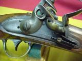 #1528 Asa Waters Model 1836 Flintlock military pistol - 3 of 17