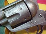 "#4980 Colt SA 7-1/2""x44WCF, 52XXX range (1879), VG/VG+ bore - 7 of 19"