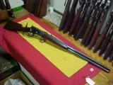 #4935Winchester 1886 Sporting Rifle, OBFMCB 40/82WCF