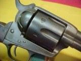 """#4950 Colt S/A 7-1/2""""x45COLT, 89XXX range (1883), fine bore and action - 3 of 15"""