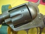 """#4950 Colt S/A 7-1/2""""x45COLT, 89XXX range (1883), fine bore and action - 6 of 15"""