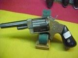 "#4795 Brooklyn Arms Co. revolver (AKA, ""Slocum Sliding Sleeve Special""), 32RF"