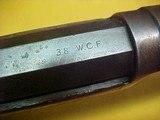 "#4764 Winchester 1873 OBFMCB, overlength 26""x38WCF barrel - 10 of 13"