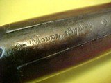 "#4764 Winchester 1873 OBFMCB, overlength 26""x38WCF barrel - 13 of 13"