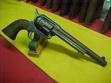 "#4945 Colt S/A, 7-1/2""x 44/40,matching 51XXX range(1880), Fine bore,"