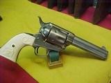 """#5003 Colt S/A 4-3/4""""x45COLT, manufactured in 1884 (109XXX)"""