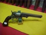 "#4670 Manhattan Belt Model (AKA ""Navy"") 5-1/2""x36 caliber percussion"